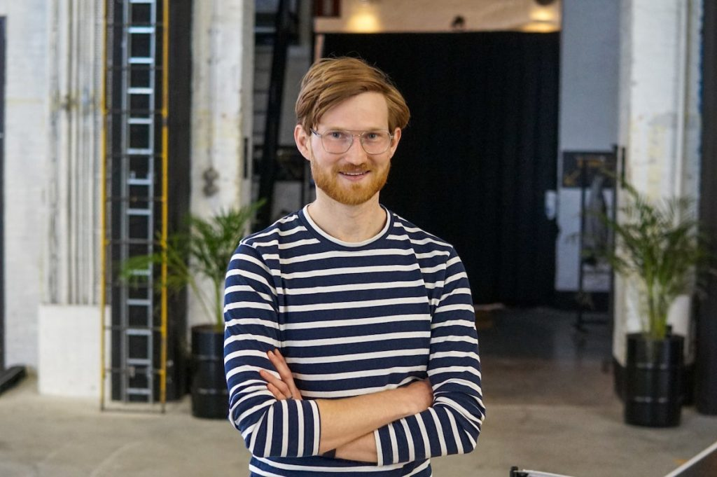 Daan van Nieuwenhuizen, Engineer bij MechDes