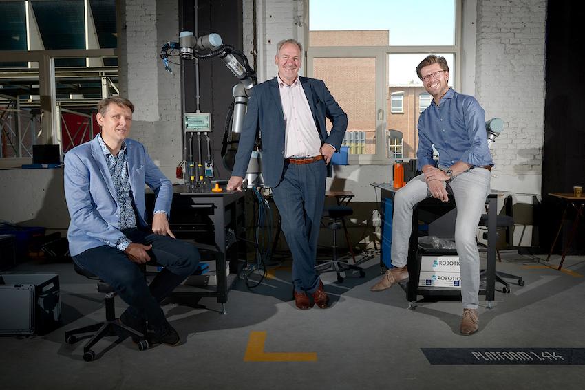 Marius, Egon en Geert op Perron038